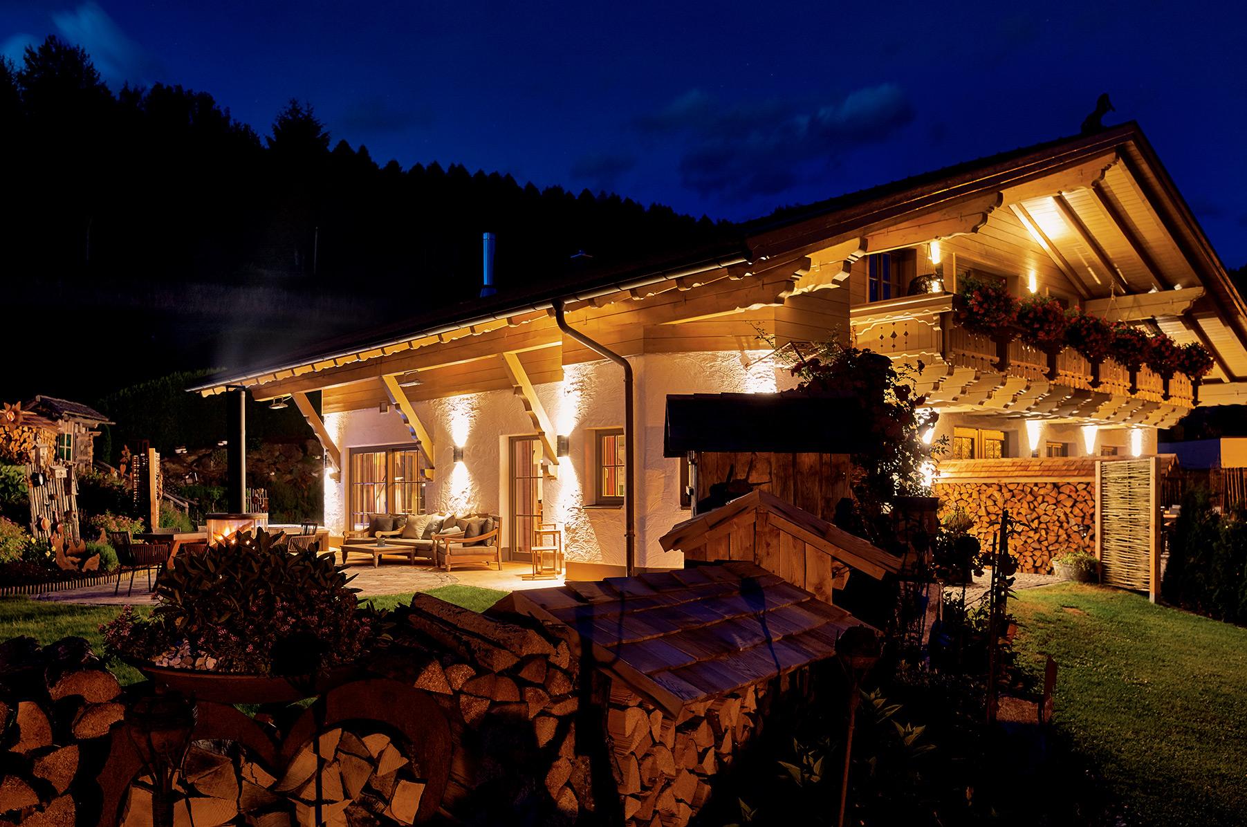 Luxus Chalet Bodenmais Bayerischer Wald